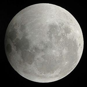 皆既月食(6月16日)